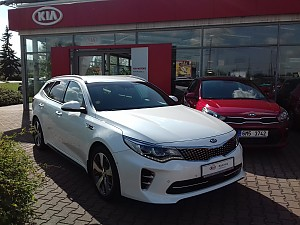 Kia Motors  Optima SW 2.0 T-GDI 6AT GT